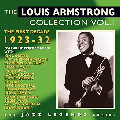 Louis Armstrong Collection 1 First Decade 192