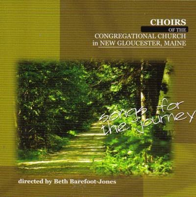 Choirs Of The Congregational Church In New Glouces Songs For The Journey Local