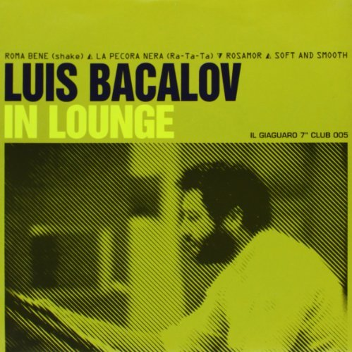 Luis Bacalov In Lounge Import