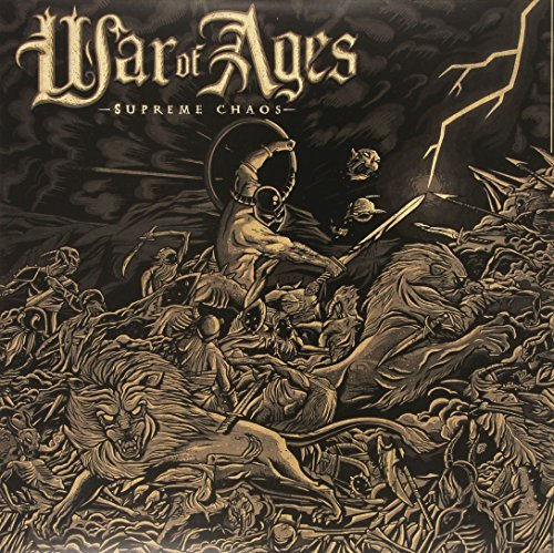 War Of Ages Supreme Chaos Color Vinyl