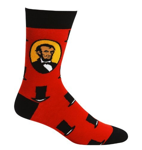 Men's Socks Honest Abe