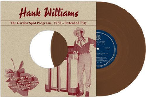 Hank Williams Garden Spot Programs 1950