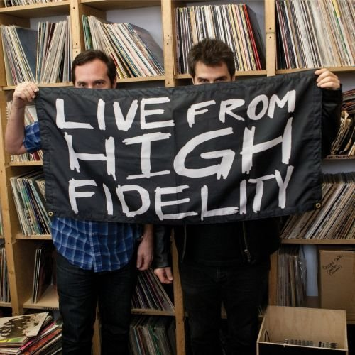 Various Artist Live From High Fidelity Best