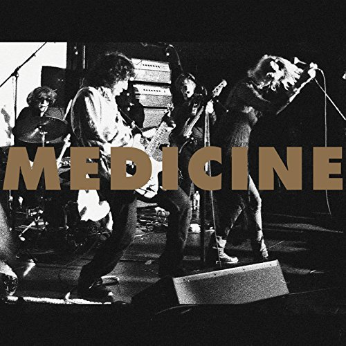 "Medicine Part Time Punks Live 12"" Vinyl"