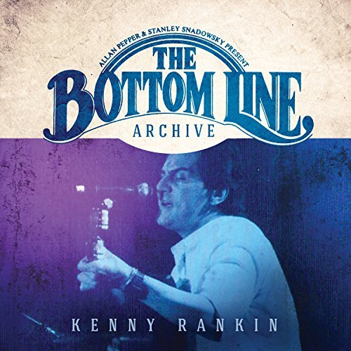 Kenny Rankin Bottom Line Archive Series Pl