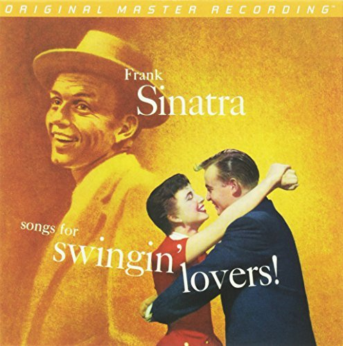 Frank Sinatra Songs For Swingin Lovers Sacd Hybrid
