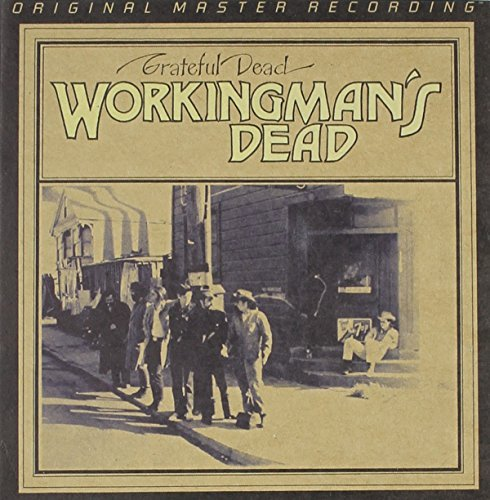 Grateful Dead Working Man's Dead