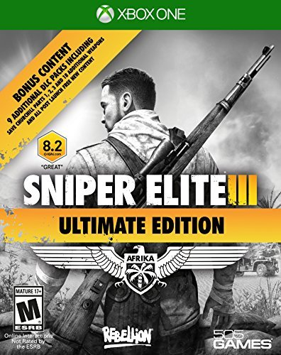 Xbox One Sniper Elite Iii Ultimate Edition