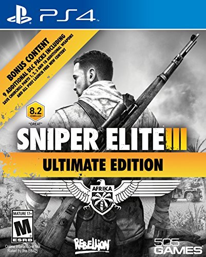 Ps4 Sniper Elite Iii Ultimate Edition
