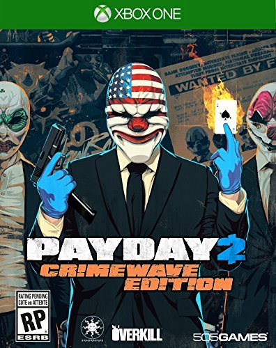 Xbox One Payday 2 Crimewave