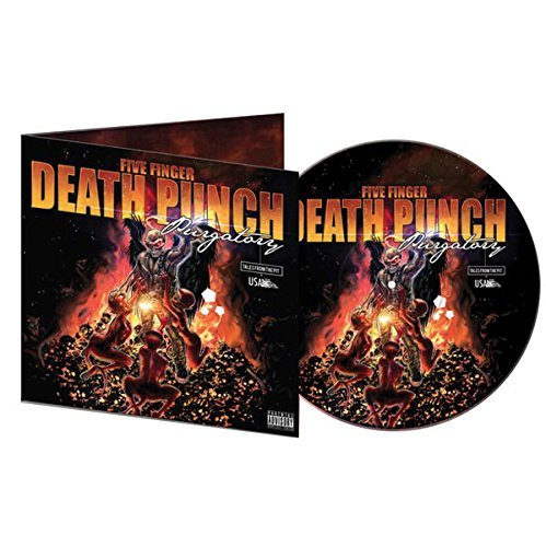 Five Finger Death Punch Purgatory Tales From The Pit