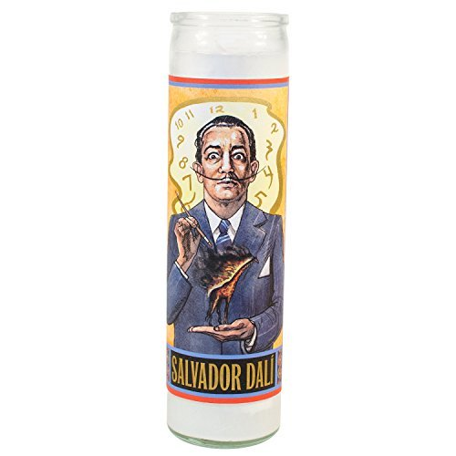Boutique Salvador Dalí Secular Saint Candle