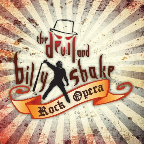 George D. Simpson Devil & Billy Shake (rock Oper