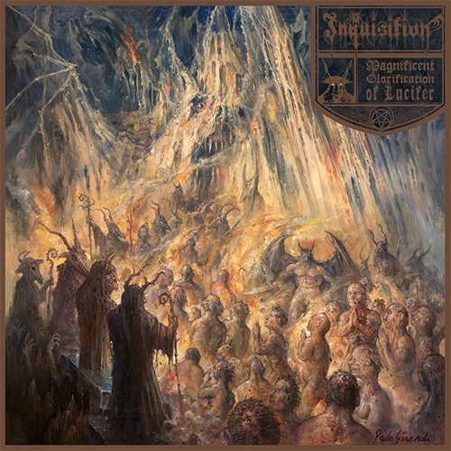 Inquisition Magnificent Glorification Of Lucifer