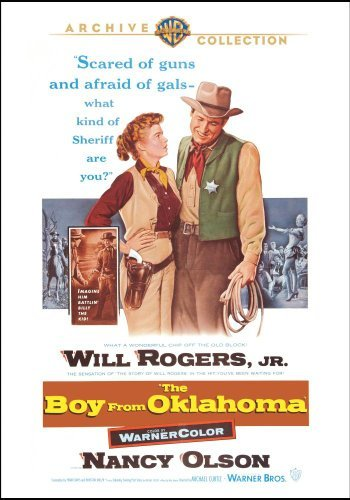 Boy From Oklahoma Rogers Olson Made On Demand Nr
