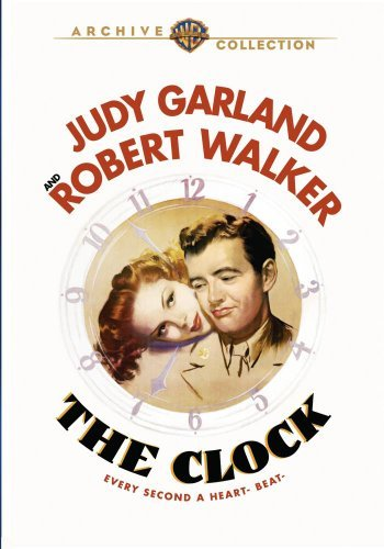 Clock (1945) Garland Walker Gleason DVD Mod This Item Is Made On Demand Could Take 2 3 Weeks For Delivery