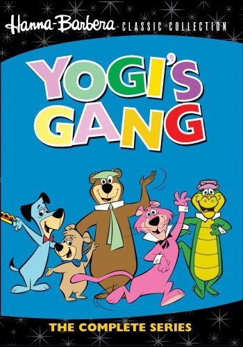 Yogi's Gang Yogi's Gang This Item Is Made On Demand Could Take 2 3 Weeks For Delivery