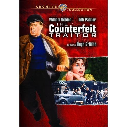Counterfeit Traitor Holden Palmer Griffith DVD Mod This Item Is Made On Demand Could Take 2 3 Weeks For Delivery