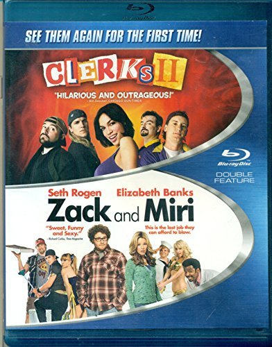 Clerks 2 Zack & Miri Double Feature
