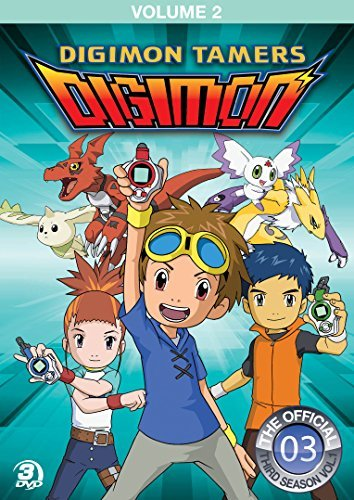 Digimon Tamers Volume 2 DVD