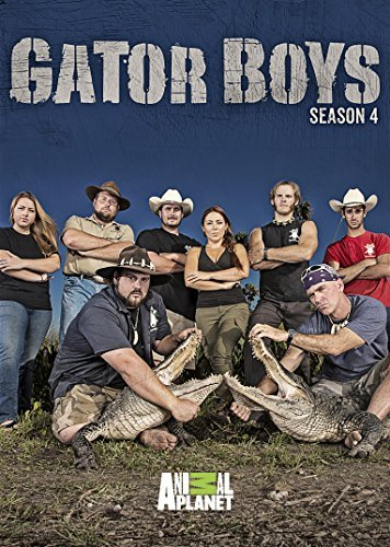 Gator Boys Season 4 DVD