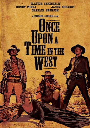 Once Upon A Time In The West Fonda Cardinale Robards Bronso Ws Pg13
