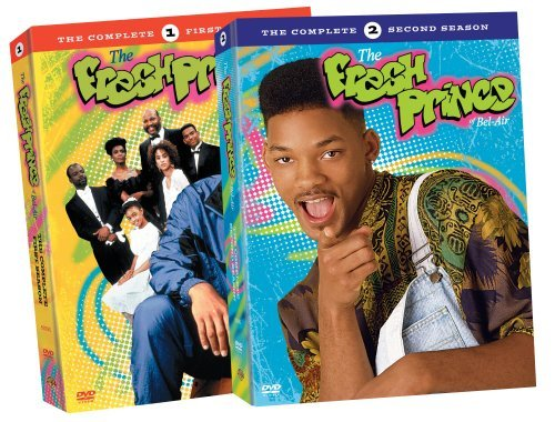 Fresh Prince Of Bel Air Seasons 1 & 2 15 DVD