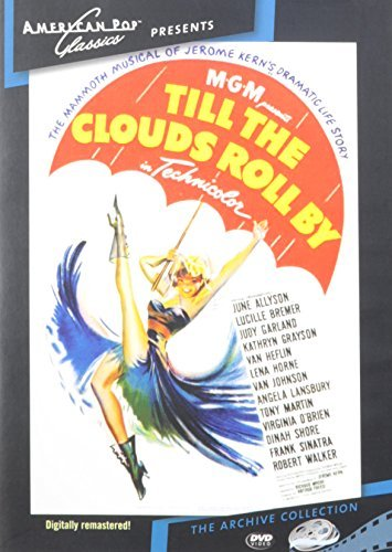 Til The Clouds Roll By (1946) Garland Horne Allyson Made On Demand Nr