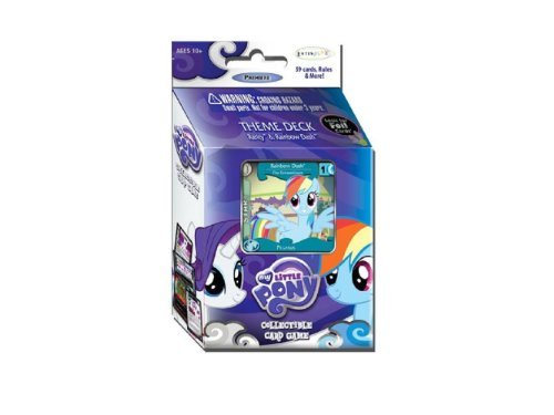 My Little Pony Ccg Theme Deck 60 Cards Per Deck