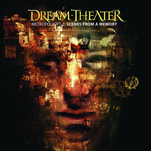 Dream Theater Metropolis Pt. 2 Scenes From A Memory [2lp] 180g Audiophile Insert Gatefold