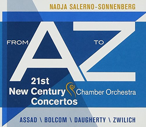 Nadja Salerno Sonnenberg From A To Z