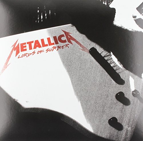Metallica Lords Of Summer Etched B Side