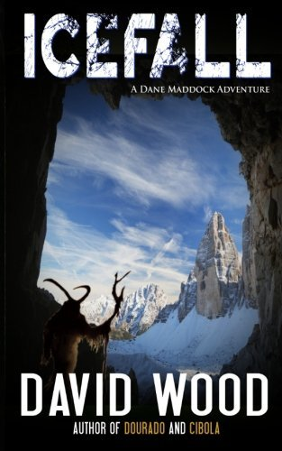 David Wood Icefall A Dane Maddock Adventure