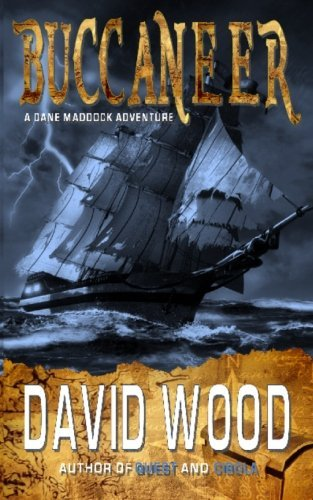 David Wood Buccaneer A Dane Maddock Adventure