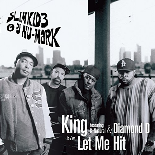 Slimkid3 & Dj Nu Mark King Let Me Hit