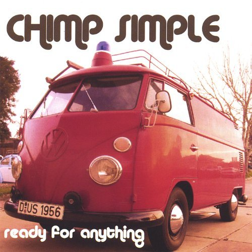 Chimp Simple Ready For Anything