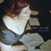 Mary Lambert Letters Don't Talk Ep CD R