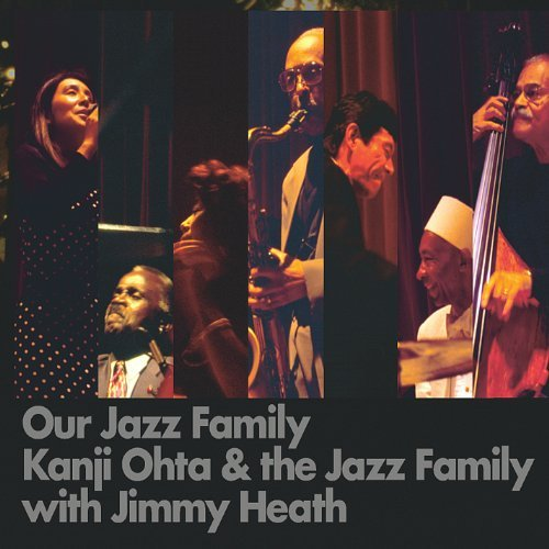 Ohta Kanji & The Jazz Family W Our Jazz Family