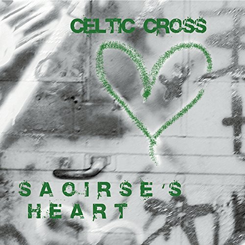 Celtic Cross Saoirses Heart