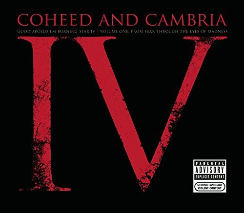 Coheed & Cambria Volume 1 Good Apollo I'm Burning