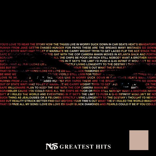 Nas Greatest Hits Explicit Version