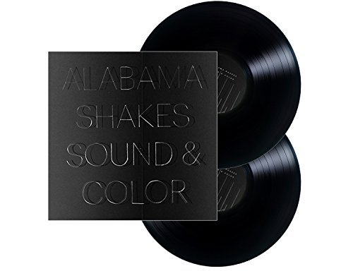 Alabama Shakes Sound & Color 180 Gram Deluxe 4th Side Blank Sound & Color