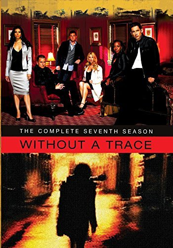 Without A Trace Season 7 DVD Mod This Item Is Made On Demand Could Take 2 3 Weeks For Delivery