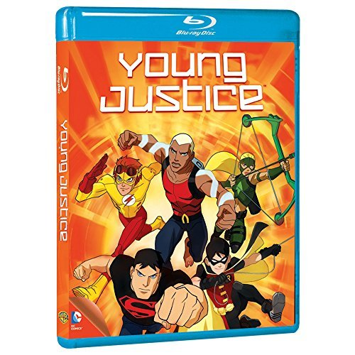 Young Justice Complete First Young Justice Complete First