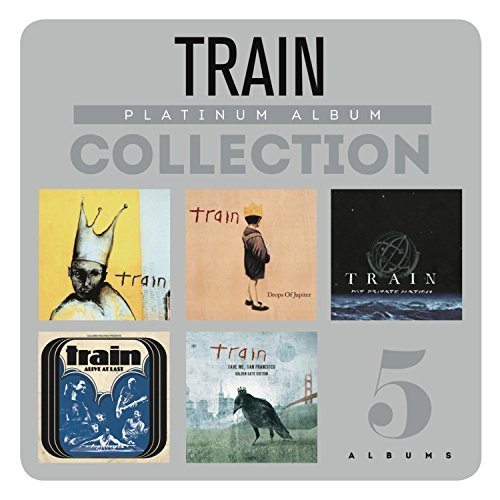 Train Platinum Album Collection