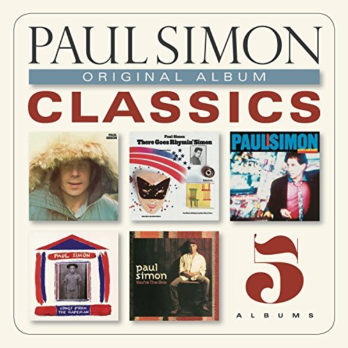 Paul Simon Original Album Classics