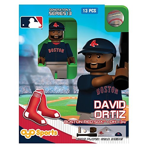 Oyo David Ortiz Boston Red Sox Gen 4
