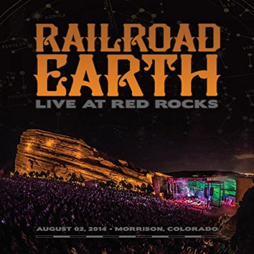 Railroad Earth Railroad Earth Live At Red Rocks Railroad Earth Live At Red Rocks