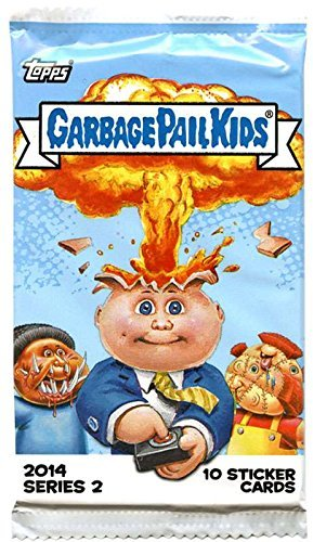 Trading Cards Garbage Pail Kids 2014 Series 2 Category Manager