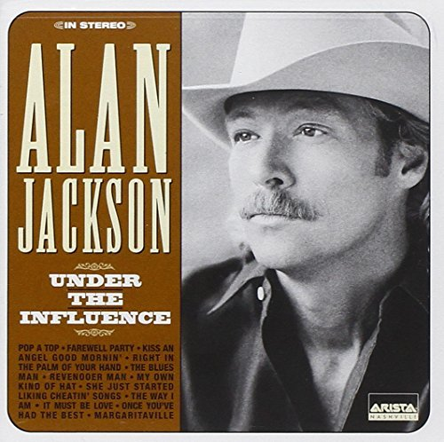 Jackson Alan Under The Influence Hdcd